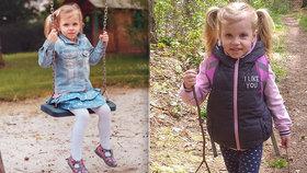 Anička (4) náhle přestala slyšet na jméno: Problémy se sluchem nemá, lékaři jí diagnostikovali autismus