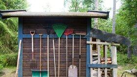 Stavba zahradního domku – jaký zvolit materiál?