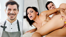 Šéfkuchař z Prostřena neumí jen vařit! Natočil přes 400 pornofilmů