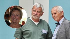 Uznávaný kardiochirurg Jan Pirk: Bude hrát v Ordinaci! Rozhodla o tom jeho žena