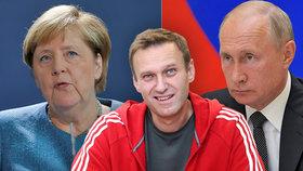 Otrava Navalného: Rusko spustilo vlastní vyšetřování. Kreml Němcům nevěří