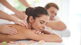 Na vlastní tělo! Kurz párové masáže je cesta k regeneraci i sblížení s vaším partnerem