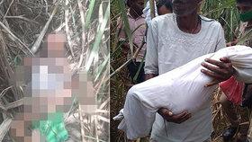 Zrůda! Muž měl znásilnit a uškrtit holčičku (3)! Mstil se tím prý její rodině