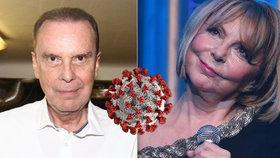 Boj zpěvačky Zagorové s covidem: Margita promluvil o vážném stavu Hanky!