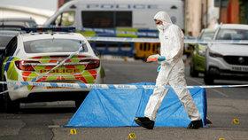 """Útok v """"homosexuální čtvrti"""":Několik lidí pobodaných po """"rozsáhlém incidentu"""" v Birminghamu"""