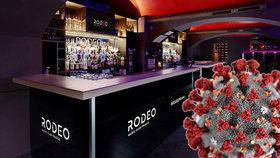 Už šest nakažených po párty v klubu Rodeo v Praze! Lidé se nám hlásí sami, říká majitel