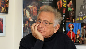 Zesnulý Jiří Menzel (†82): Za který svůj film se nejvíc styděl a proč?