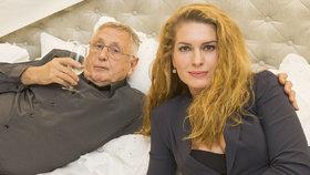 Olga Menzelová popsala minuty po smrti režiséra (†82): Jiřího jsme umyli a...