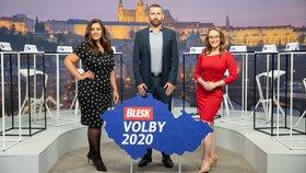 Seriál krajských debat Blesku startuje: Ptáme se politiků na témata, která vás pálí