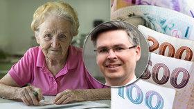 Státní příspěvek, podílové fondy, hypotéka: Expert o možnostech investic na důchod! Jaké jsou plusy a minusy?