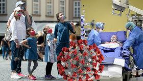WHO kvůli šíření koronaviru v Česku zdvihla prst. Odmítla plány hygieny na omezené trasování