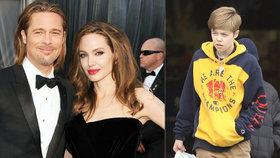 Dcera Angeliny a Brada Pitta podstupuje hormonální léčbu? Ze Shiloh je už prý John!