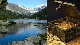 Sběratel ukryl truhlu zlata za miliony: Nyní zemřel, stejně jako šest hledačů