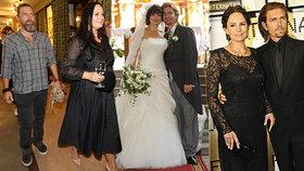 Jitka Čvančarová s manželem překvapili: Takhle se změnili za 9 let manželství!