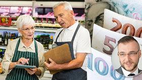 6 způsobů, jak si přilepšit k důchodu! A pozor, ať nemusíte penzi vracet, varuje odborník!