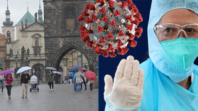 Tisícovka znovu překonána. Mezi Pražany za sváteční den přibylo 1 102 případů nákazy covidem-19