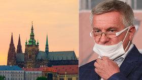 Pražský hrad hlásí astronomické ztráty. Mynář musí kvůli koronaviru sáhnout do rezerv