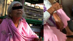 Mladý muž (33) nabídl babičce (86) pomoc s nákupem: Na poli ji pak brutálně znásilnil a zmlátil