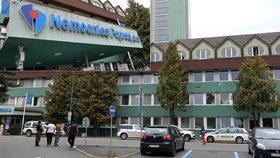 Tragédie v popradské nemocnici: Holčička (†7) zemřela po pádu z okna