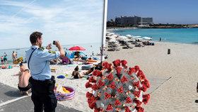 Evropa zavírá Čechům dveře: Turisté nesmí do Dánska ani na Kypr, Švýcaři zavedli karanténu