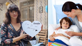 Jenovéfa Boková (28) podporuje sbírku pro matky samoživitelky: Herečka zve dárce do divadla