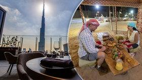 Tady léto nekončí! Dopřejte si podzimní odpočinek v prosluněné Dubaji