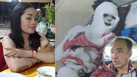 Polil přítelkyni kyselinou a usekl jí ruku, protože se s ním chtěla rozejít: Dopadli ho po 18 měsících