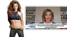 Propagátorka zdraví a světová fitness guru: Z posilovny si odnesla koronavirus!
