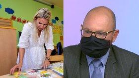 Plaga chce pro učitele v Praze a pěti dalších regionech respirátor. Deset pro každého