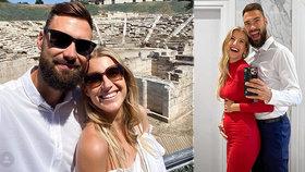 Miss Jitka Nováčková je těhotná! Miminko potvrdila nejen rostoucím bříškem