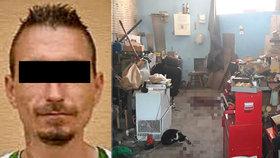 Dům, ve kterém ubodali fotbalistu, je prokletý! Před lety v něm zemřel mladý Daniel
