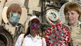 Hygienikům v Praze pomáhají kolegové z půlky republiky. Nastoupila i armáda