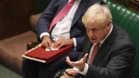 Britský parlament dal zelenou porušení brexitové dohody. Vyhráno ale ještě nemá