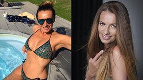 Sexbomba Bendová zaskočila fanoušky: Na fotce obřích prsou zaujala i něčím jiným!