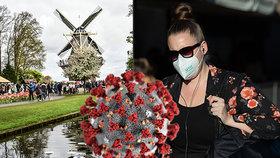 Pražané musí v Nizozemsku do karantény na deset dní. Tranzit je zatím bez testů