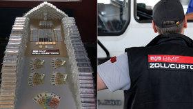 Česká rodina vezla v autě přes půl tuny zlata a stříbra! Dopadli ji celníci v Rakousku