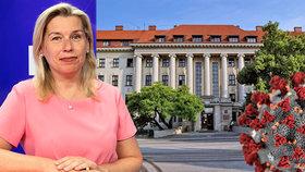 Rektorka Mendelu Nerudová: Nenecháme si diktovat od státu, vyučovat budeme podle svého