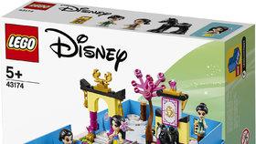 Lego Mulan: Čínská bojovnice se představuje v kostičkové podobě. Vyhrajte ji i vy!