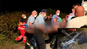 Muž (†42) zemřel při tragické nehodě: Jeho syn (8) seděl vedle těla a volal zoufale o pomoc!