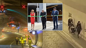 Tunel Blanka je otevřený už 5 let. Stál 43 miliard, navlhly v něm kabely nebo pobíhala zvířata