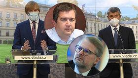 Rezignace Vojtěcha opozici nestačí, Babišovi vyčinili za neschopnost. A co Hamáček?