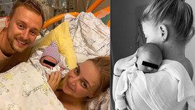 Markéta Konvičková ukázala novorozenou Amálku: Schovávat ji? Jsem moc impulzivní!