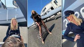 Diana Kobzanová o odletu na Floridu: Stačilo málo a skončila jsem v karanténě!