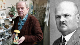 František a Miroslav Smotlachové přivedli Čechy k houbám! Slavný mykolog prožil i životní tragédii