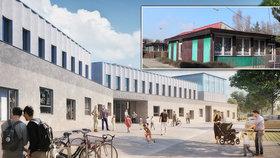 V Klecanech vyroste nová škola pro děti s vadami řeči. Vyjde na 180 milionů
