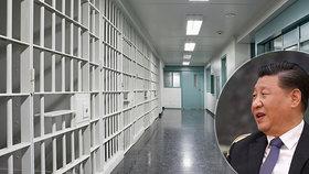 Prezidenta přirovnal ke klaunovi. Čínského magnáta poslal soud na 18 let za mříže za korupci