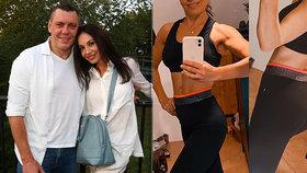 Míša Kuklová se po boji s rakovinou chlubí svalnatým tělem: Byla jsem pitomá!