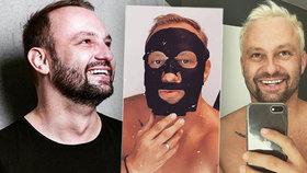 Hvězda StarDance Marek Dědík: Líbal se s mužem, teď šel na blond! A co dělá v koupelně?