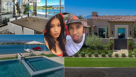 Expartner Kylie Jennerové koupil sídlo za 90 milionů! Vydělává díky orgiím?