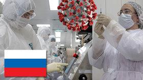 Rusko dá svůj lék proti koronaviru 17 zemím. Dostanou ho i Slováci